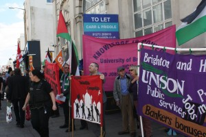 Ecostream Trade Union demo-140503-182