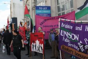 Ecostream Trade Union demo-140503-182