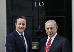 cameron&netanyahu