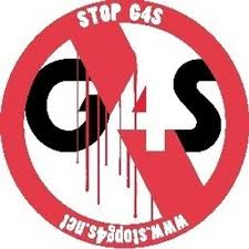 Stop G4S image