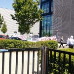 News: Sussex activists invade Thales arms complex in Crawley