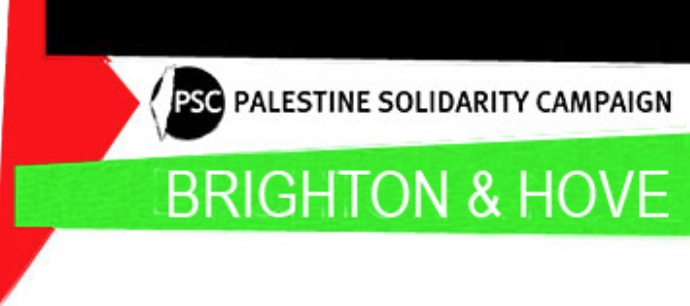 Our protest at screening of the Israeli Film Festival in Brighton – Sunday 12 May