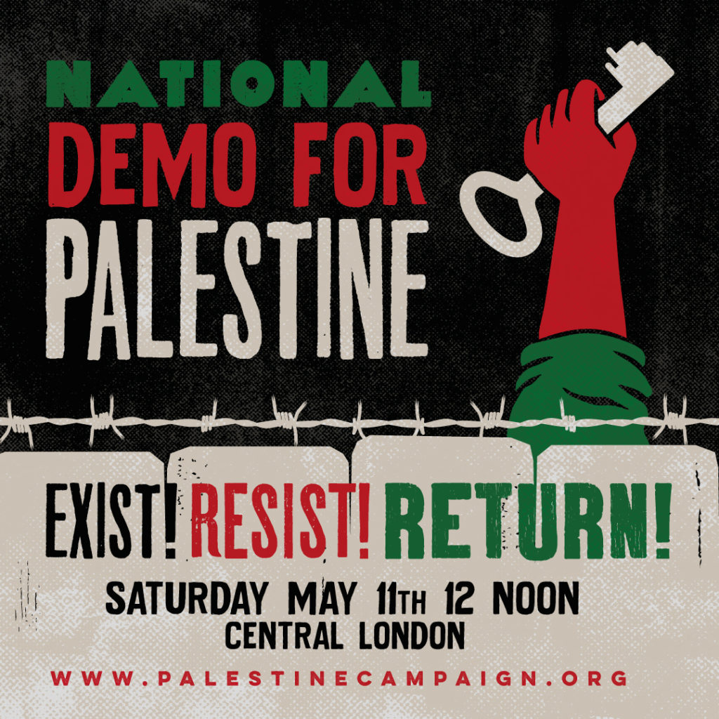 TLAXCALA: Speech for London rally in support of Palestinians